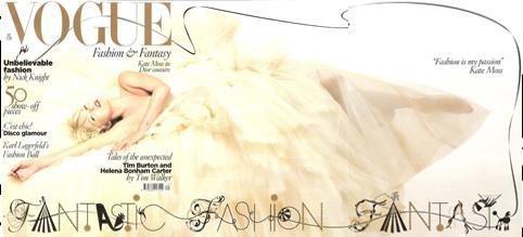 Vogue UK December 2008
