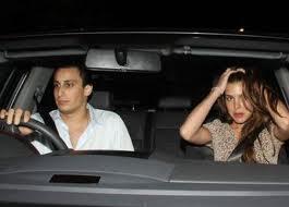 Driving The Princess