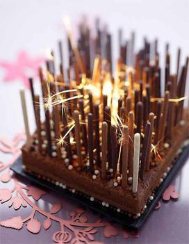 Gâteau High Tech