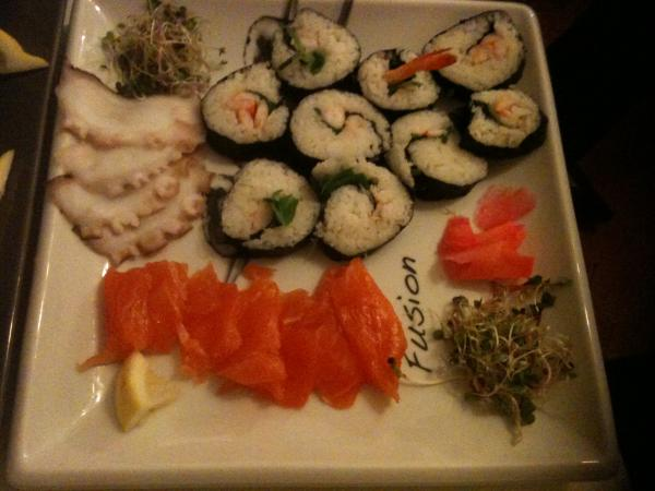 Sushi Party (C'est moi qui sushi)