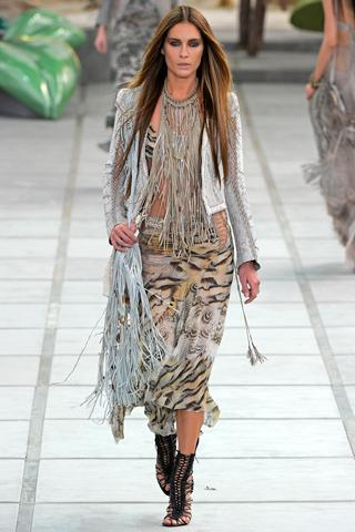 Spring 2011 Ready-to-Wear Roberto cavalli Runway