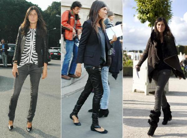 Emmanuelle Alt, Fashion Director, French Vogue