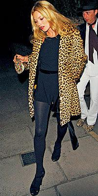 En mode léopard