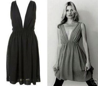 Robe Topshop Kate Moss