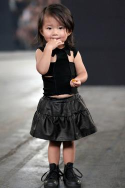 Alexander Wang's niece