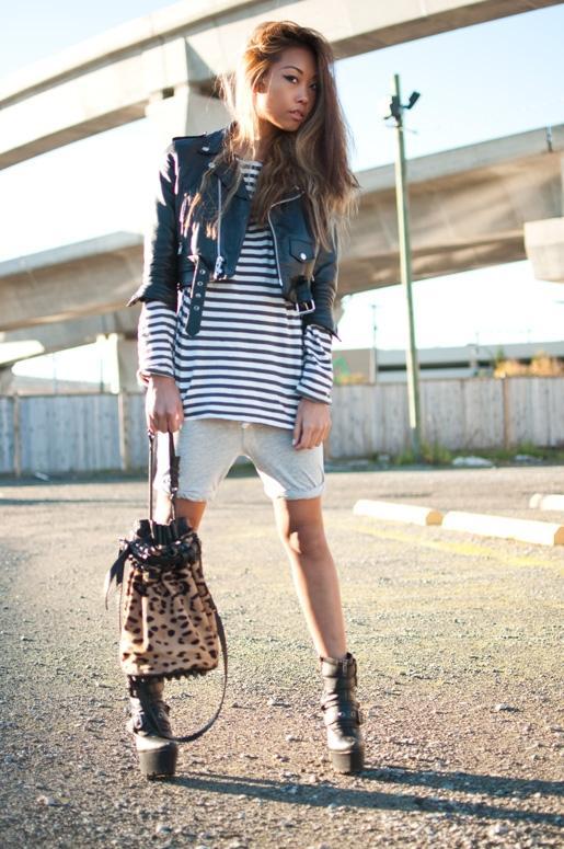 The Haute Pursuit Vanessa : Stripes