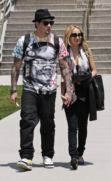 Accessoire fashion : Joel Madden