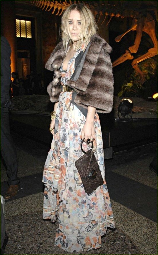 American Museum of Natural History's annual Winter Dance sponsored by Roberto Cavalli on March 11, 2008 in New York City