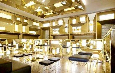 Gold - Lounge