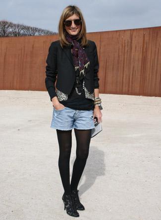 Sarah Ruston, Sophia Kokosalaki Fashion Show 2009-2010
