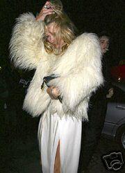 Topshop Fur Winter 2008