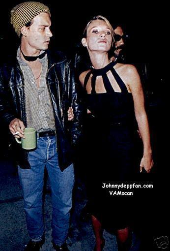 Fashion Thing = Johnny Depp