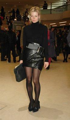 Fashion Toast : Julia Von Boehm