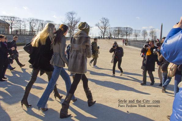 Style and the City : Model Hunt