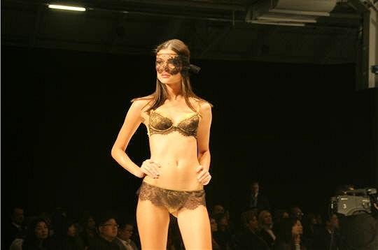 Salon de la lingerie 2008